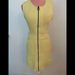 Brand new yellow dress